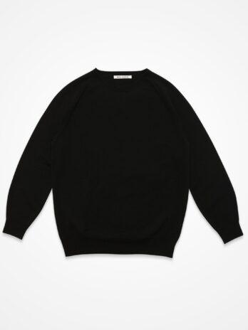 Wool Round-neck pullover